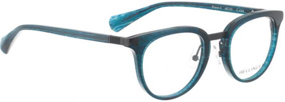 BELLINGER BRAVE-3 glasses in Blue Pattern