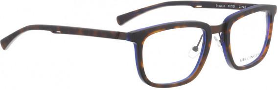 BELLINGER BRAVE-2 glasses in Brown Pattern