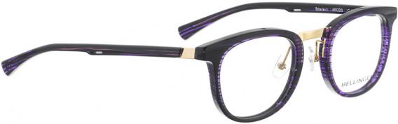 BELLINGER BRAVE-1 glasses in Purple Pattern