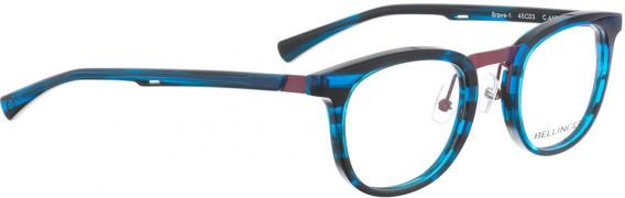 BELLINGER BRAVE-1 glasses in Blue Pattern