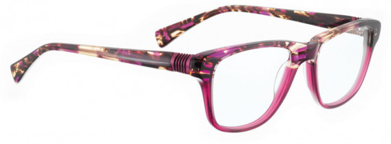 BELLINGER BOUNCE-20 glasses in Brown/Purple Acetate Mix