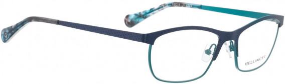BELLINGER AURA glasses in Navy Blue