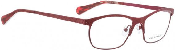 BELLINGER AURA glasses in Red