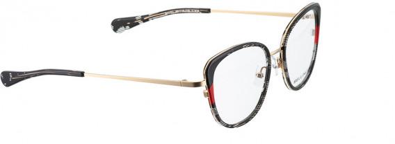 BELLINGER ARC-X1-49 glasses in Black Pattern