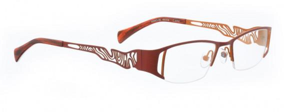 BELLINGER ANNO-09 glasses in Copper