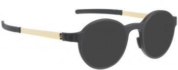 BLAC B-PLUS88 sunglasses in Brown
