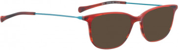 BELLINGER LESS1812 sunglasses in Red Pattern
