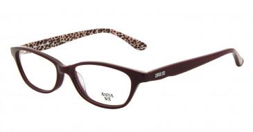 Anna Sui AS594 Glasses in Black