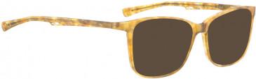 BELLINGER COZY sunglasses in Gold Pattern