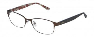 Anna Sui AS207 Glasses in Black