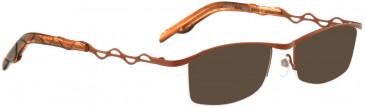 BELLINGER COBRA sunglasses in Copper