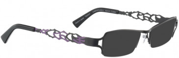 BELLINGER CAMOUFLAGE-2 sunglasses in Black
