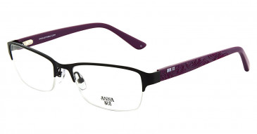 Anna Sui AS210 Glasses in Black