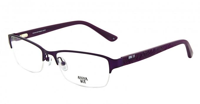 Anna Sui AS210 Glasses in Purple