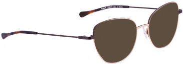 BELLINGER BOLD-6 sunglasses in Gold