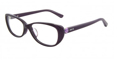 Anna Sui AS606 Glasses in Black