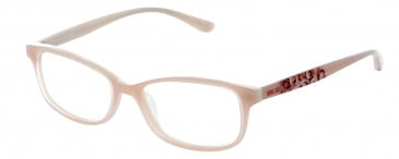 Anna Sui AS612 Glasses in Black
