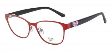 Anna Sui AS213 Glasses in Purple