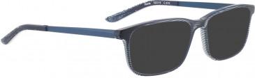 BELLINGER PENTA sunglasses in Blue Pattern