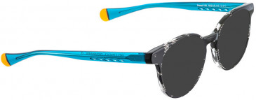 BELLINGER PATROL-100 sunglasses in Black Pattern