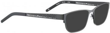 BELLINGER PANTON-1 sunglasses in Dark Grey