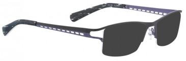 BELLINGER OPAL sunglasses in Grey