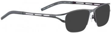 BELLINGER MONICA-2 sunglasses in Dark Grey
