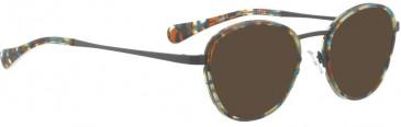 BELLINGER LOOP-1-54 sunglasses in Brown