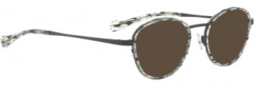 BELLINGER LOOP-1-49 sunglasses in Black White