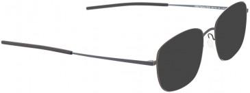 BELLINGER LESS-TITAN-5935 sunglasses in Black