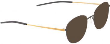 BELLINGER LESS-TITAN-5934 sunglasses in Black