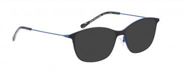 BELLINGER LESS-TITAN-5893 sunglasses in Black