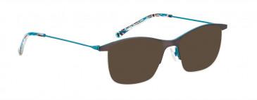 BELLINGER LESS-TITAN-5892 sunglasses in Light Blue