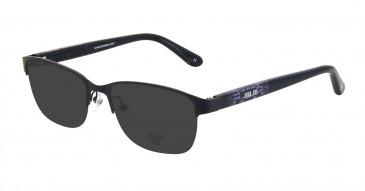 Anna Sui AS204 Sunglasses in Black