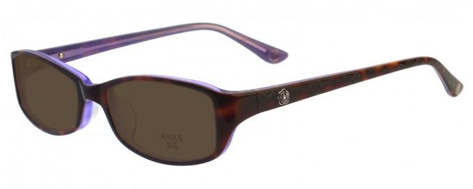 Anna Sui AS571 Sunglasses in Demi