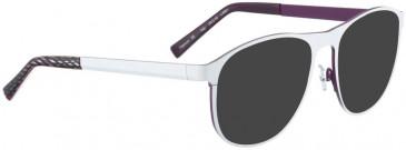 BELLINGER KAY sunglasses in White