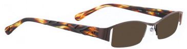 BELLINGER HEIN sunglasses in Black/Grey