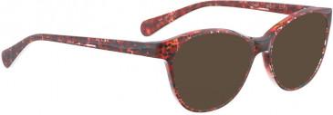 BELLINGER GLOW sunglasses in Black Pattern
