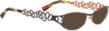 BELLINGER FREJA-1 sunglasses in Purple/Pink