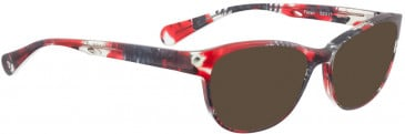 BELLINGER FLORAN sunglasses in Black Pattern