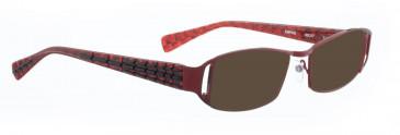 BELLINGER EMPIRE sunglasses in Dark Grey