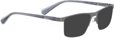 BELLINGER CLASSICO-3 sunglasses in Gunmetal