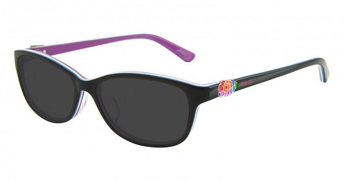 Anna Sui AS605 Sunglasses in Black