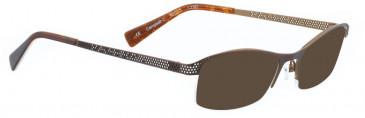 BELLINGER CAMPBELL-2 sunglasses in Black