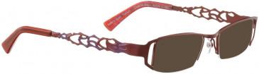 BELLINGER CAMOUFLAGE-1 sunglasses in Matt Gold