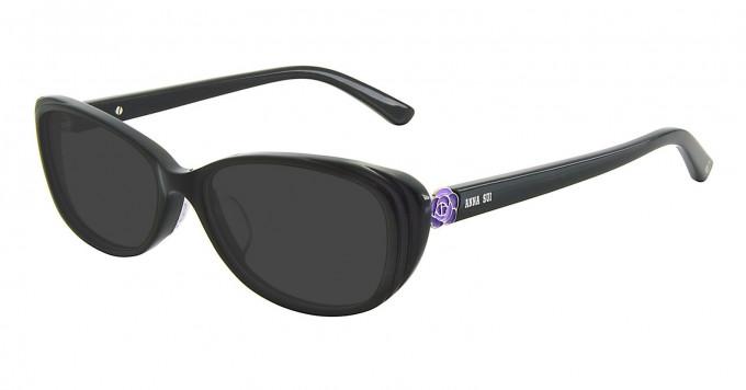 Anna Sui AS606 Sunglasses in Black
