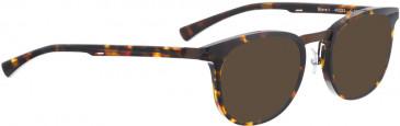 BELLINGER BRAVE-1 sunglasses in Grey Patten