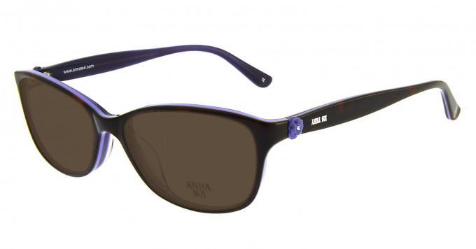 Anna Sui AS610 Sunglasses in Demi