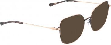 BELLINGER BOLD-9 sunglasses in White