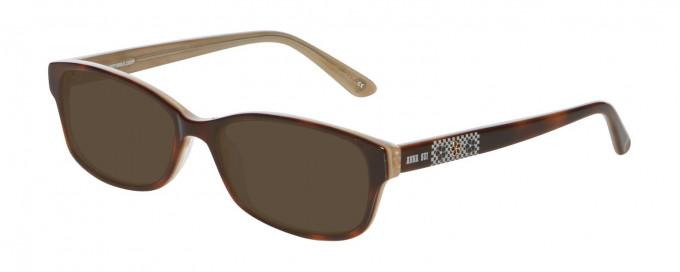 Anna Sui AS614 Sunglasses in Demi